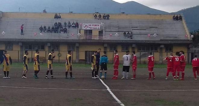 Beffa per l'Intercampania, il Real Forino vince nell'extra time