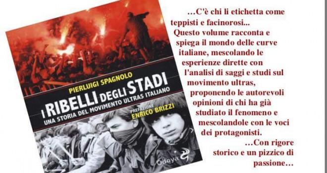 """A Mongrando la presentazione del libro """"I ribelli degli stadi"""""""
