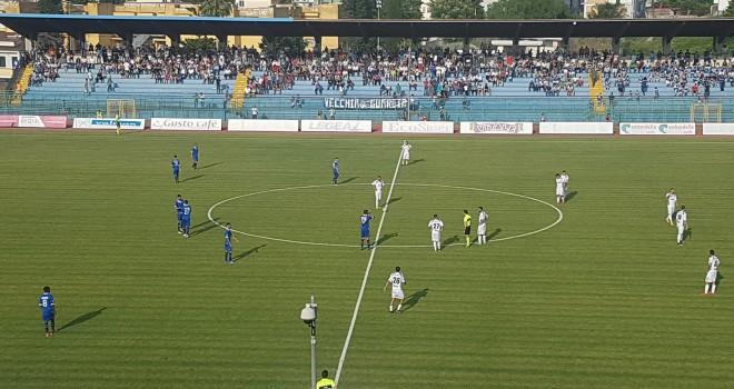 La Paganese è salva! Il Racing Fondi retrocede in Serie D