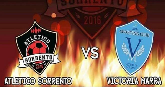 Atletico Sorrento vs Victoria Marra