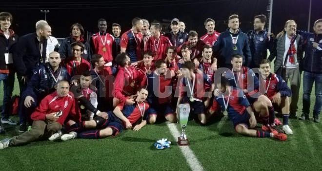 L'Accademia festeggia la Coppa