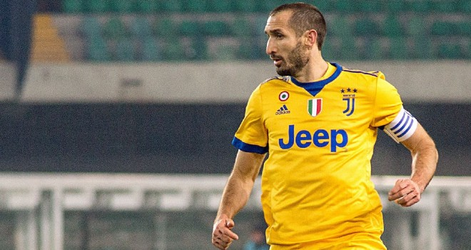 Chiellini, ph Fraccaroli