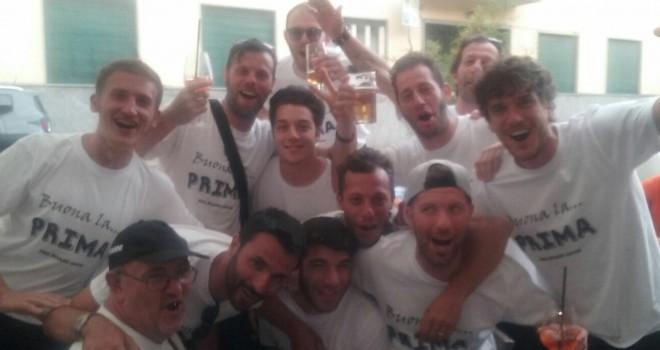 Seconda C - La Pro Roasio pareggia e festeggia la promozione in prima