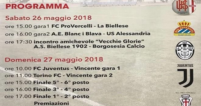 Tornei - Inizia oggi allo stadio Vittorio Pozzo il Memorial Mazzia