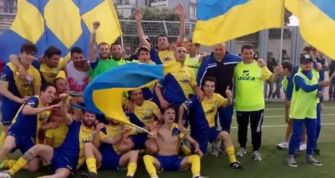 La GC Cerignola fa ancora festa: 2-0 al Sannicandro, è Prima Categoria