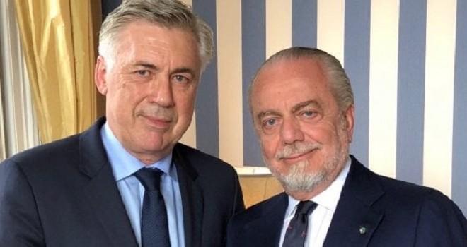 UFFICIALE - Ancelotti-Napoli, per il tecnico un contratto triennale