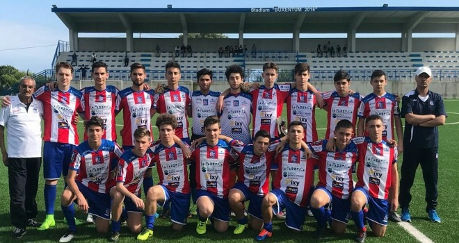 Olympic, blitz a Policastro: Allievi in semifinale playoff
