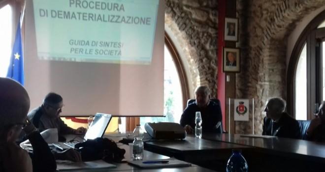Venerdì si è tenuto incontro sulla dematerializzazione a Francavilla