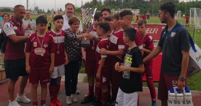 Festa riuscita per il II° Memorial Tartaglia Vince la Pro Calcio Vives