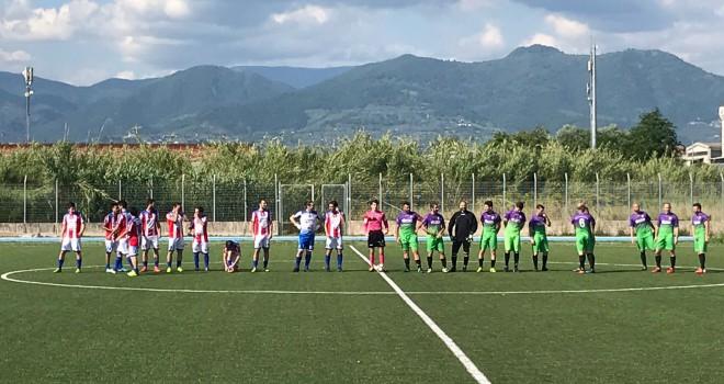 Simone Fierro-Olympic 2-5: festival del gol a Bellizzi