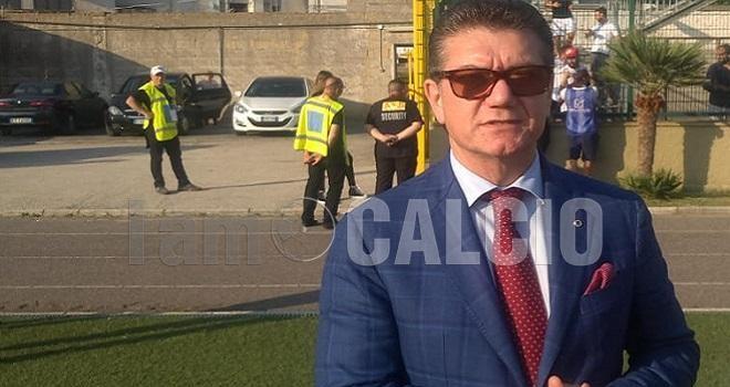 """Savoia, Mazzamauro: """"Stagione non esaltante"""". Apertura sul ripescaggio"""