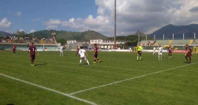 L'Ercolanese piega la Nocerina e conquista la finale playoff