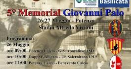 Nel prossimo weekend andrà in scena il quinto Memorial Giovanni Palo