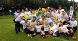 La Miroglio's band bissa la promozione: Rangers Savonera in Seconda!