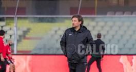 """Foggia, Stroppa: """"Non so cosa succederà. C'è un contratto, vediamo"""""""