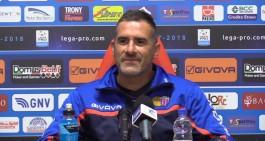 """Catania, Lucarelli: """"Fiducioso, faremo dei grandissimi playoff"""""""