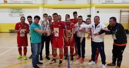 Amatori - Club degli Smorbi campione provinciale di calcio a 5