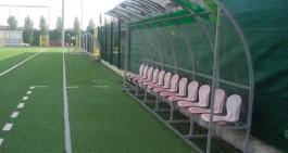 Parco Aquilone Cesinali: cambio in panca da tre punti
