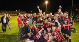 Salsasio in festa: dopo la Coppa arriva la promozione in Seconda!