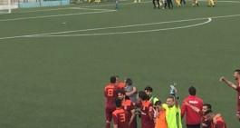 Grotta - Paolisi 1-0: la cronaca del match