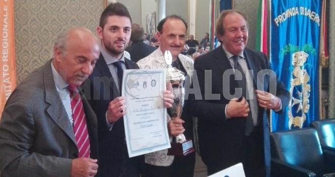 """Scafatese, Cesarano: """"Il ritorno in Eccellenza è un punto di partenza"""""""