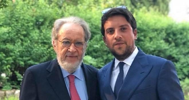 Rega con Pozzo, presidente dell'Udinese