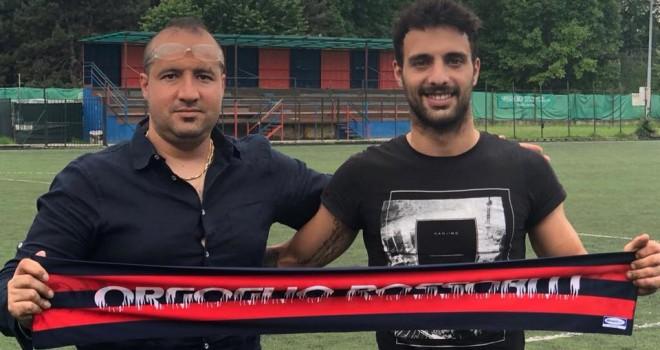 Il tecnico Ligato e Alessio Gambardella
