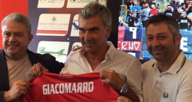 """Picerno, Mitro: """"Vogliamo fare bene Andremo avanti con Giacomarro"""""""