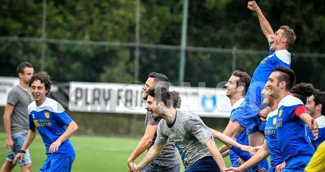 Playoff Prima - La Crevolese è in finale, battuto il Ponderano