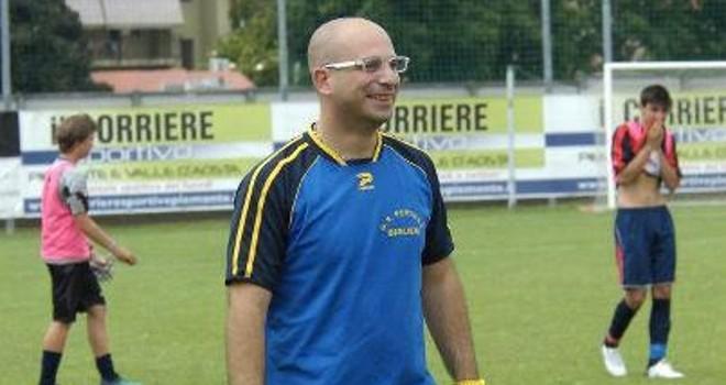 Davide Abbienti nuovo tecnico Trofarello