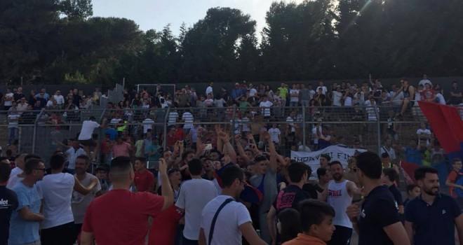 Terza, il Torremaggiore trionfa nei play-off. 2-0 al Cagnano, è festa