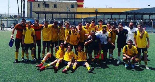 Real Casarea-San Leucio 2-1, per le finale six si decide a Foggia