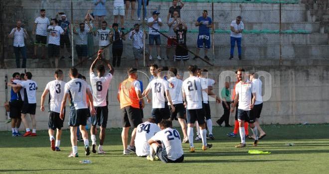 Vitulano-Aquile Rosanero 1-2: i casertani la ribaltano nella ripresa
