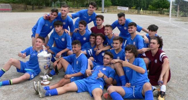 Coppa Pollino, gli Allievi lucani battono in finale la Juve Stabia