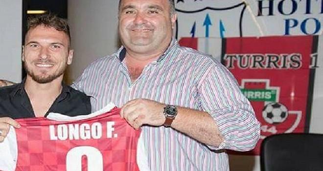 Turris: capitan Longo salta il debutto in campionato