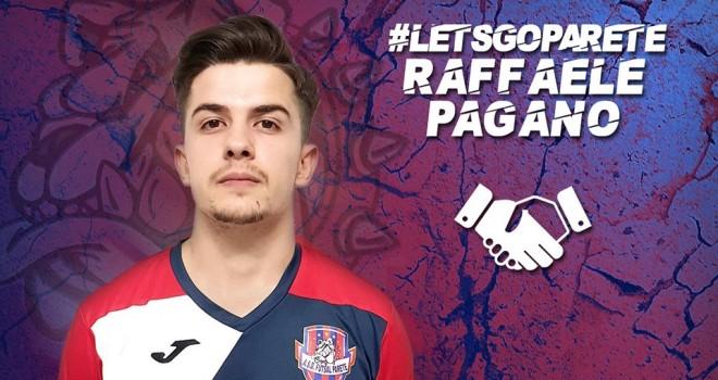 Raffaele Pagano, ex Napoli C5