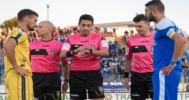 Luca Massimi promosso alla CAN B