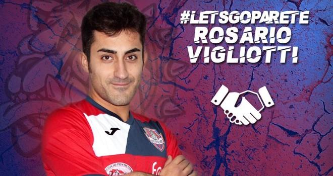 Rosario Vigliotti, Futsal Parete