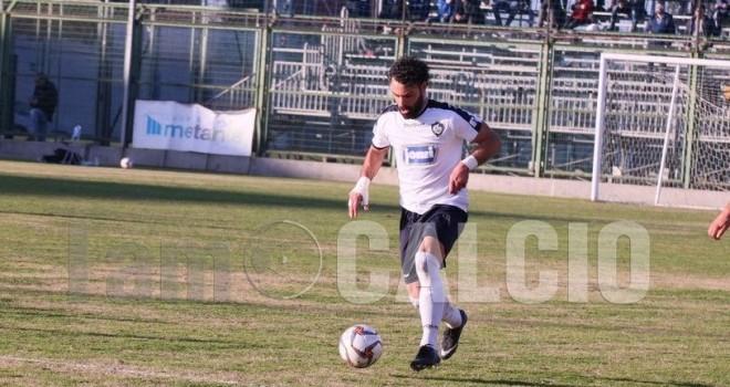 Cavese, l'addio di capitan Manzo: accordo con il Taranto