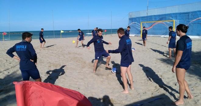 Napoli Beach Soccer, voglia di riscatto nella 2ª tappa col Lamezia BS