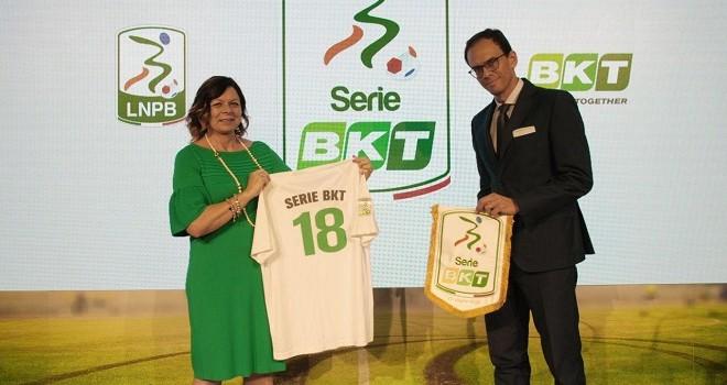 La Serie B annuncia il nuovo Title Sponsor: sarà BKT