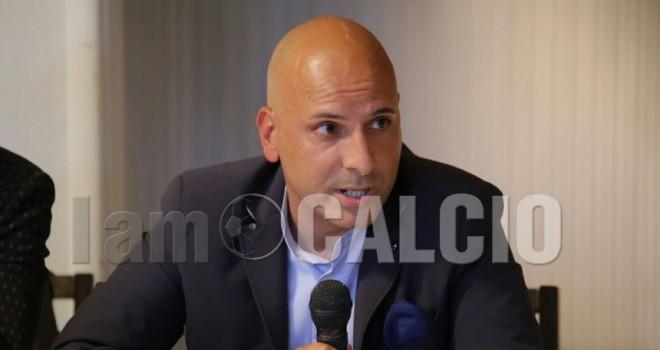 Talarico è il nuovo tecnico del Bulé