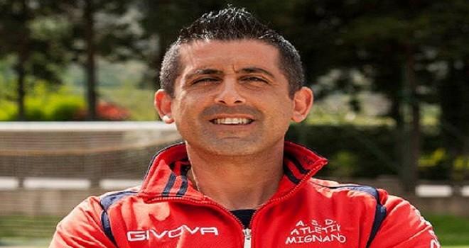 Atletik Mignano, si separano le strade con l'allenatore Franzese