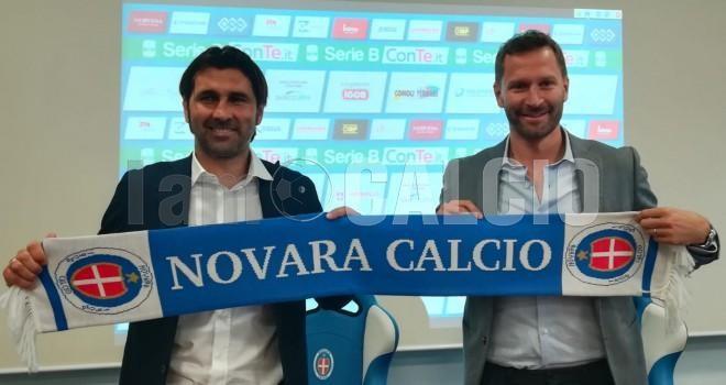 """Novara, è il giorno di Viali: """"Dobbiamo riaccendere noi l'entusiasmo"""""""
