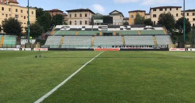 Oggi Siena-Novara