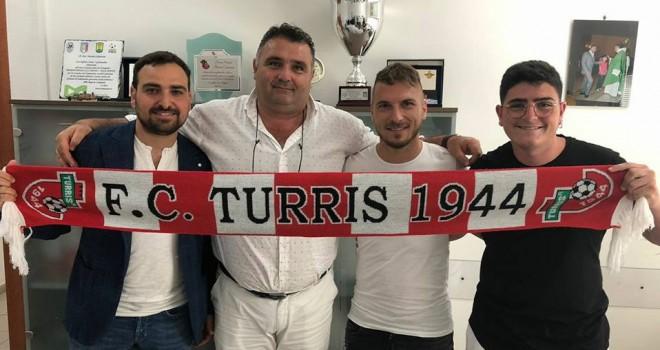 UFFICIALE - Colpaccio Turris, arriva un bomber ex Cerignola e Frattese