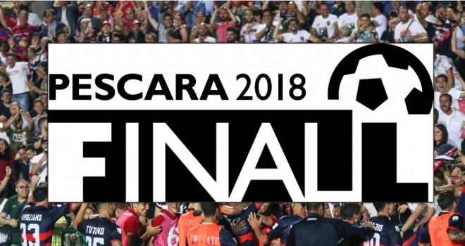 Finall Pescara 2018 Playoff Serie C