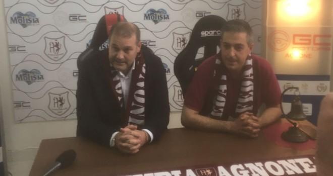 Olympia Agnonese, presentato il nuovo allenatore: è Antonio Mecomonaco
