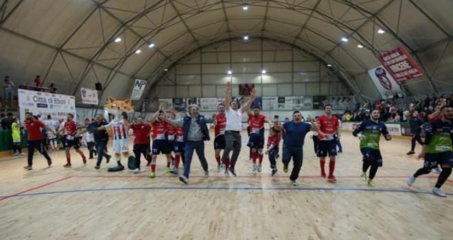 """Il PalaDirceu si migliora: lavori alla """"Casa del Futsal"""" di Eboli"""