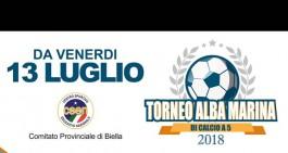 CSEN Biella organizza il torneo 'Alba Marina' nel mese di luglio